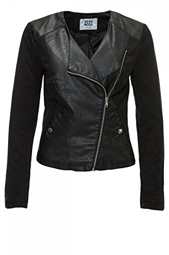 Vero Moda Damen Übergangsjacke VM19165 Black S - 1