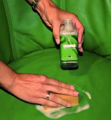 KERAGIL Lederpflege und -reinigungs Set, je 150 ml Reiniger und Pflegecreme - 4