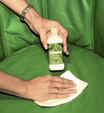 KERAGIL Lederpflege und -reinigungs Set, je 150 ml Reiniger und Pflegecreme - 6